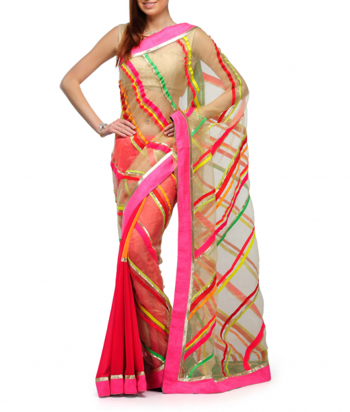 If you have a #sareedesign which is unique and not easily available? We can #design your #saree with distinct specifications. For categories in saree, http://stylo247.com/product-category/sarees/