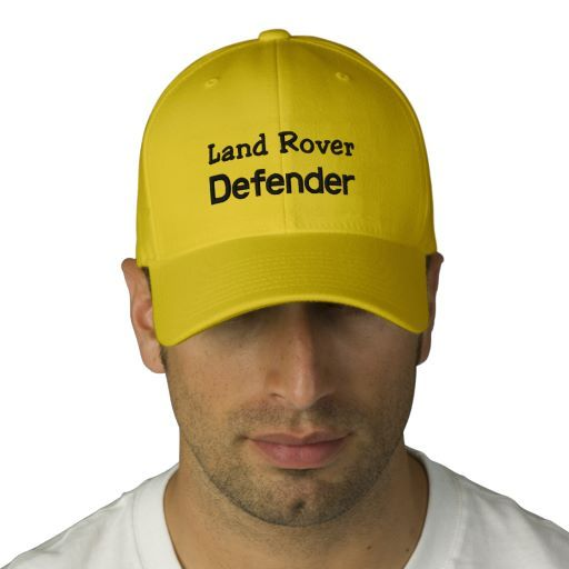6950922bb74 Land Rover Defender Personalized Adjustable Hat Baseball Cap
