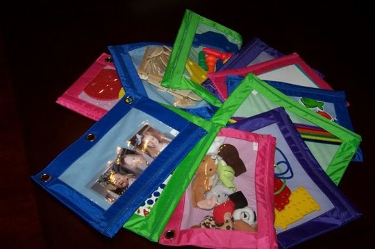 ready to go activity bags