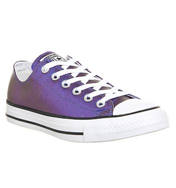 Converse All Star Low Unisex Sports Cyan Space