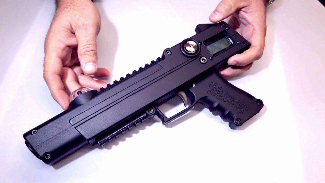 Nighthawk Battle Pistol From Adventure Sports Hq Laser Tag Equipment Laser Tag Adventure Sports Laser