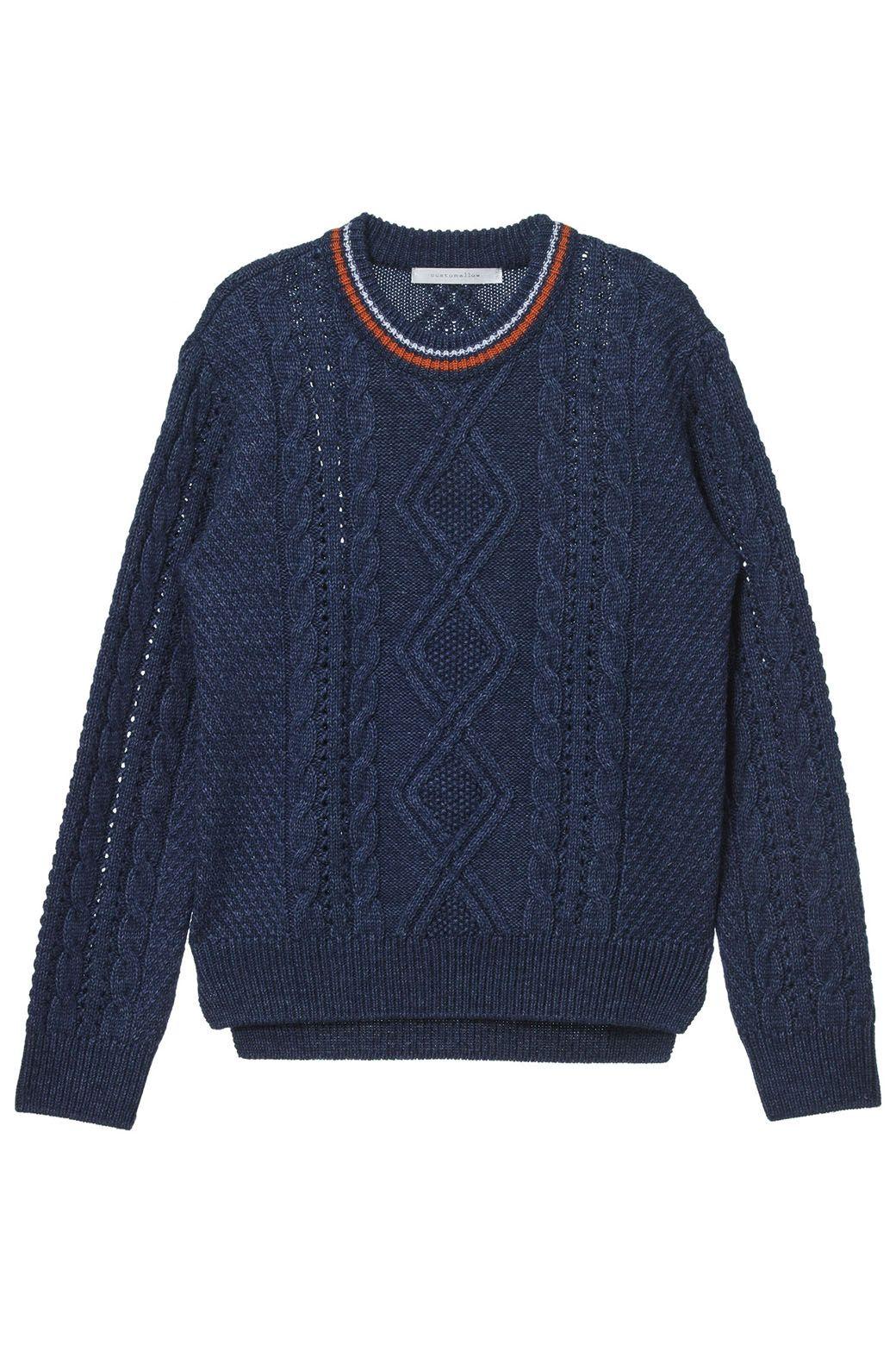 [customellow] [women] twisted roundneck sweater > 니트 > FEMALE > joykolon