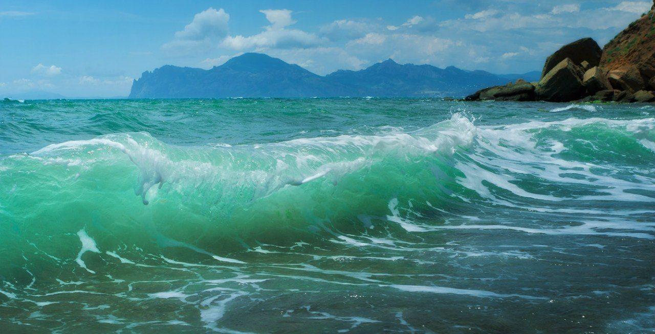 Живые картинки море движущиеся анимация