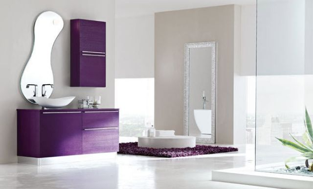 Badezimmer Bilder-Ideen : Utensilien gut untergebracht | Badezimmer