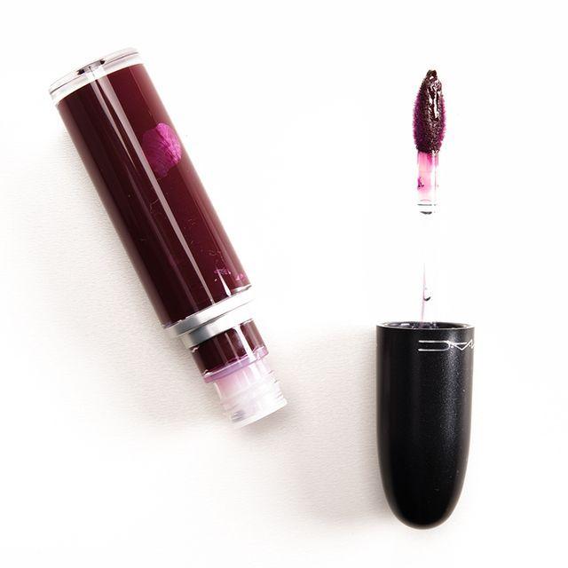 MAC High Drama & Oh Lady Retro Matte Liquid Lipsticks