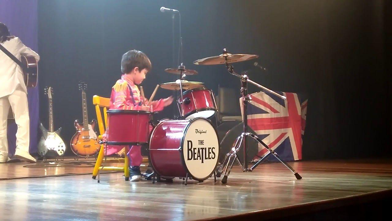 Hey jude participação especial no show beatles ever teatro