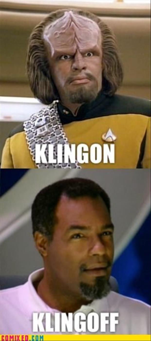 Funny Pictures 33 Pics Star Trek Funny Star Trek Universe Klingon