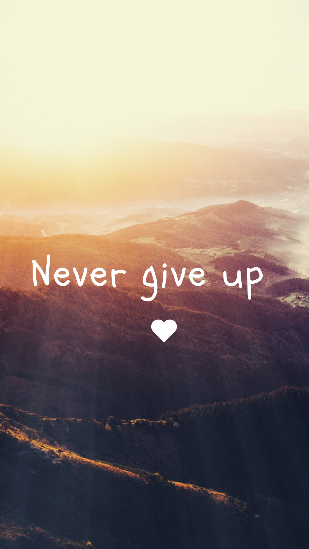 Papel De Parede Para Celular Never Give Up Happy Wallpaper Never Give Up Sports Quotes