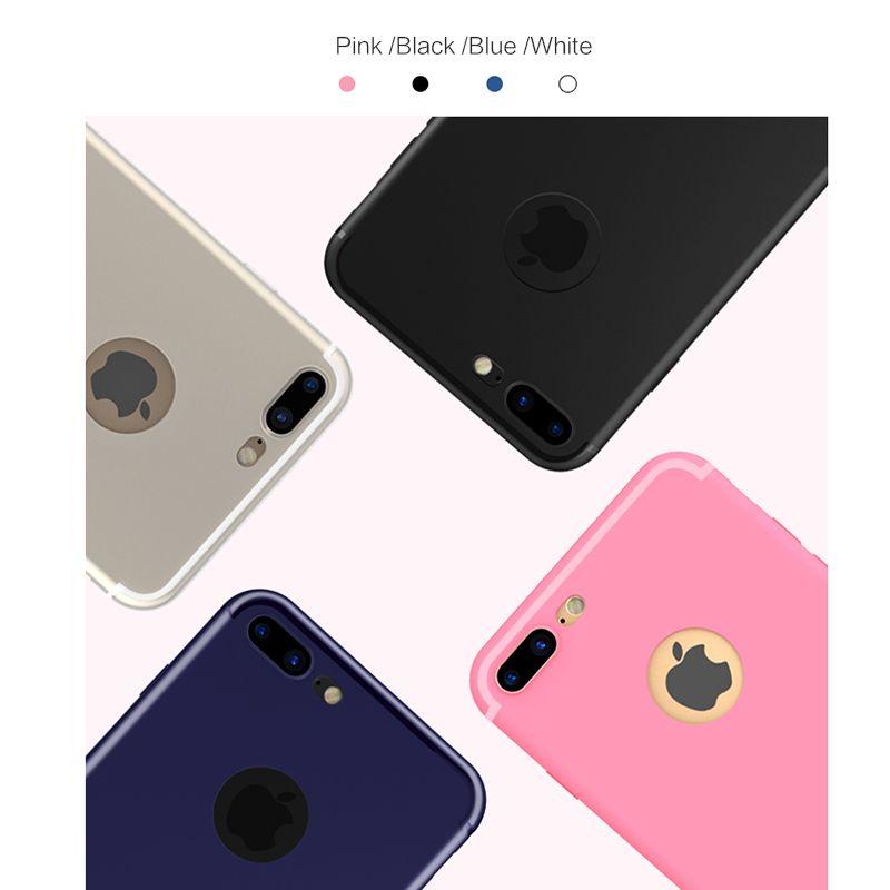 Slim Silicone IPhone 7 Cases