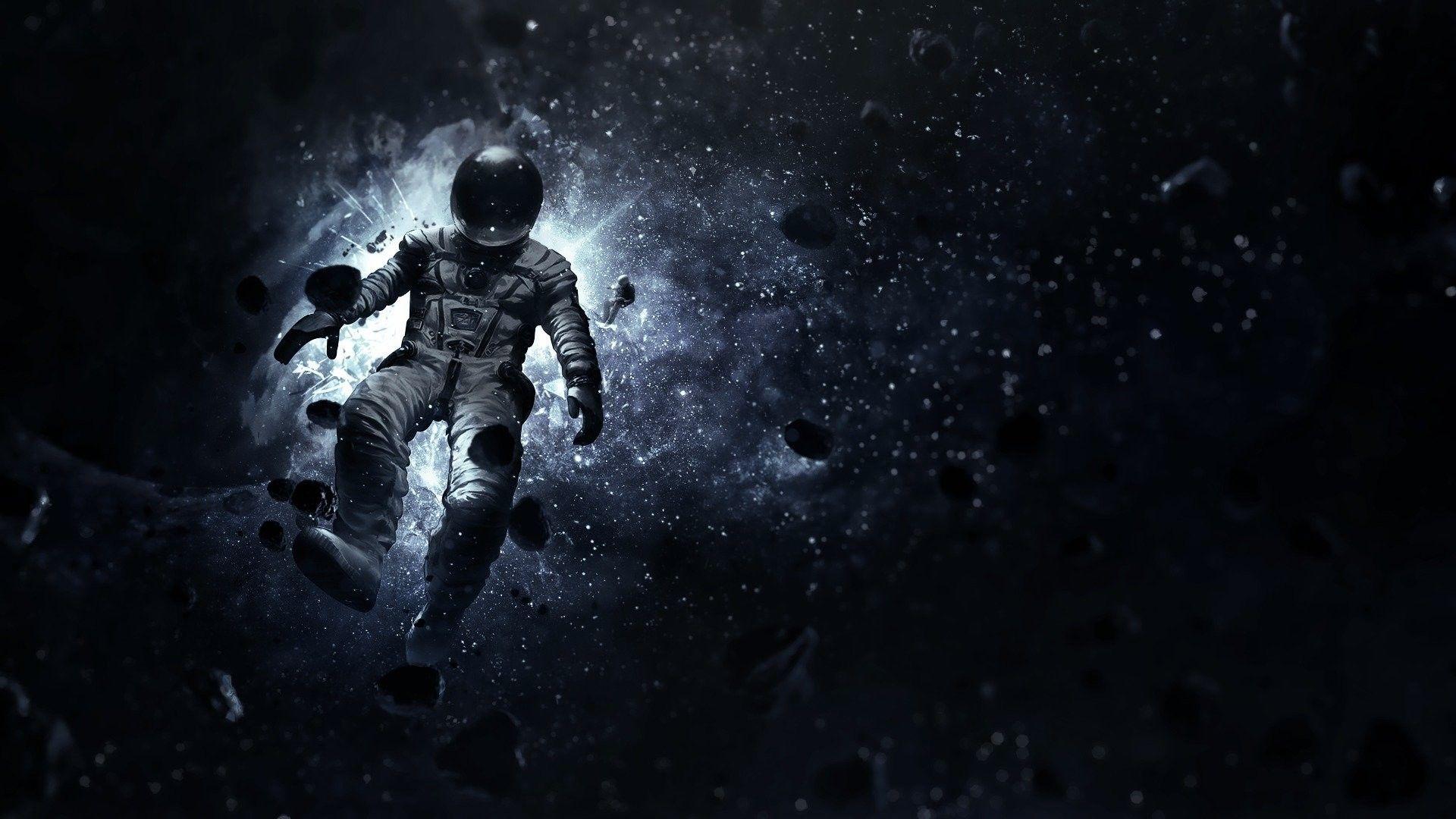 Res 1920x1080, astronauta papel de parede hd 715519