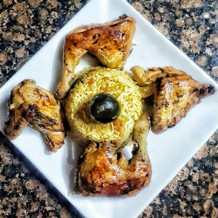 كبسة بالدجاج من ألذ الأكلات الخليجية Breakfast Food French Toast