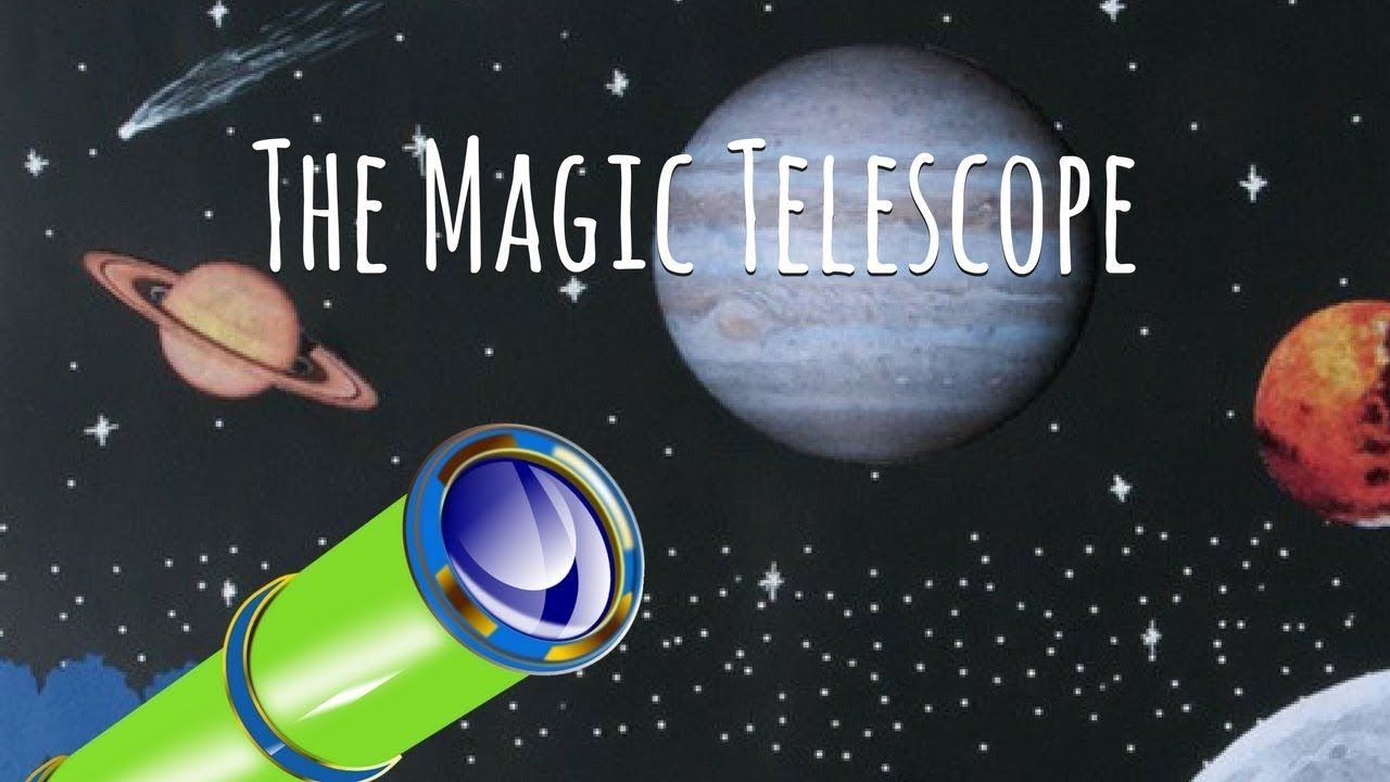 Guided Meditation for Children THE MAGIC TELESCOPE