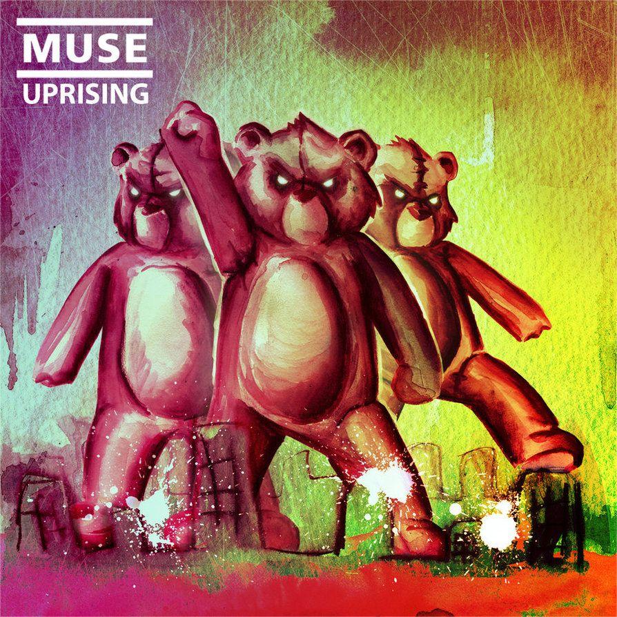 MUse UpRisinG by SanOzbulbul on deviantART   Muse lyrics, Muse, Cool bands