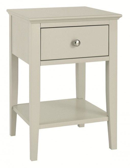 Best Ashby Cotton 1 Drawer Nightstand Stylish Bedroom 400 x 300