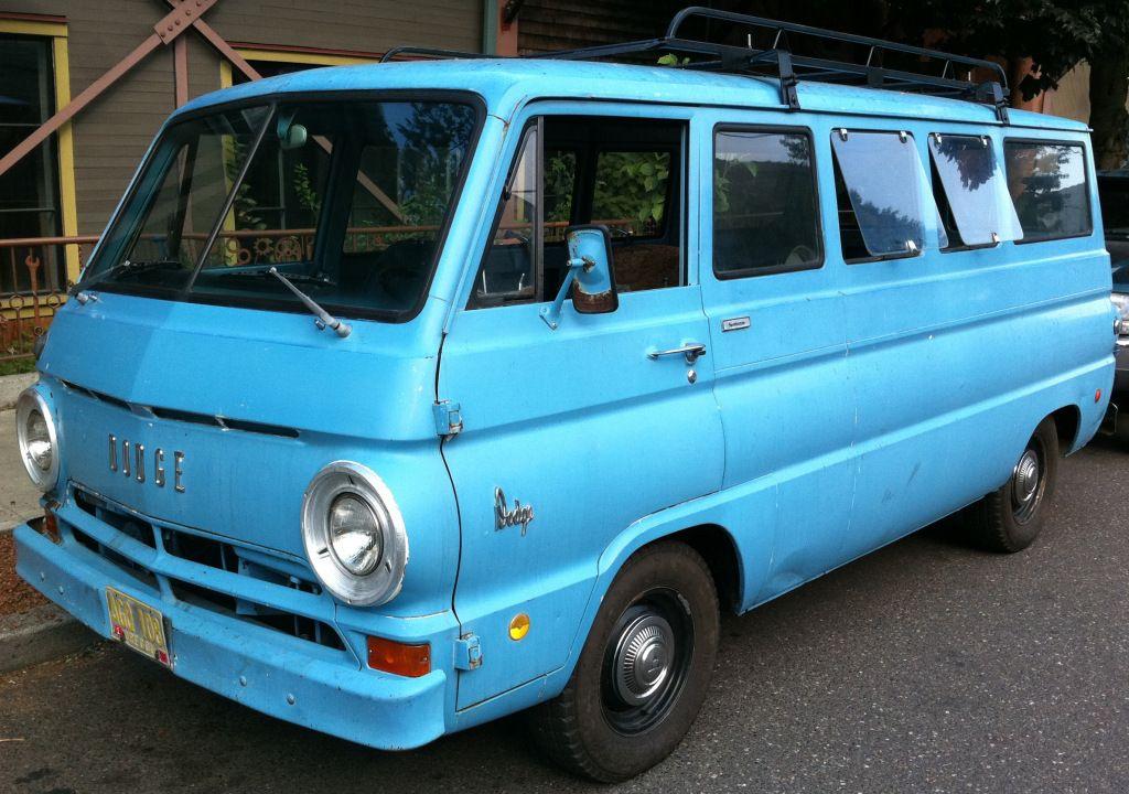67 Dodge Sportsman Van Dodge Sportsman Dodge Van Classic Truck