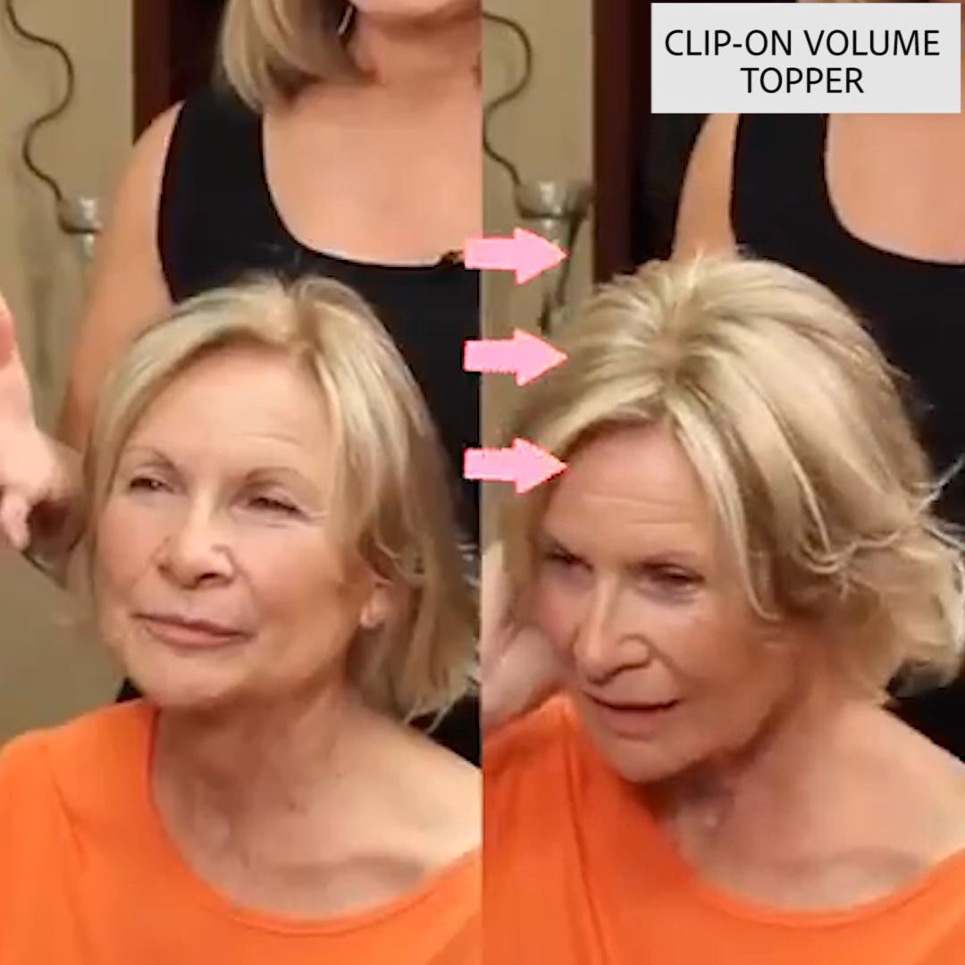 OneClip Volume Topper