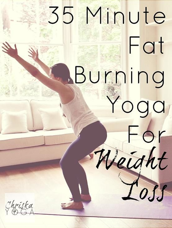 35 Minute Vinyasa Flow Style Fat Burning Yoga Class Thats Also Suitable For Beginners Perfect