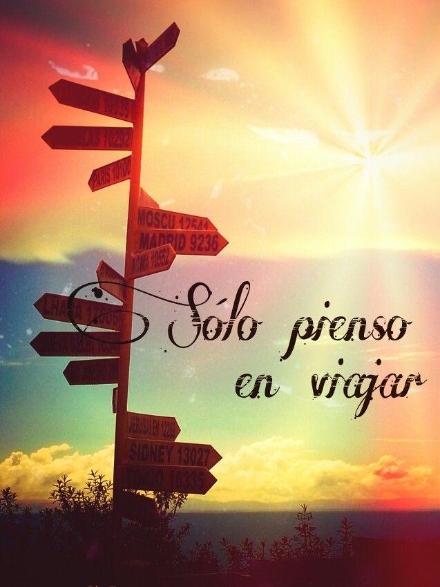 Sabes Q Quiero Quiero Viajar Contigo Vacaciones Con El Amor