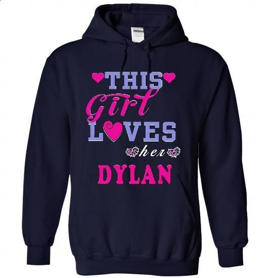 Your Husband Or Boyfriends Is DYLAN And You Love Him. - #sweaters #make t shirts. ORDER NOW => https://www.sunfrog.com/Names/Your-Husband-Or-Boyfriends-Is-DYLAN-And-You-Love-Him-5542-NavyBlue-30129598-Hoodie.html?id=60505