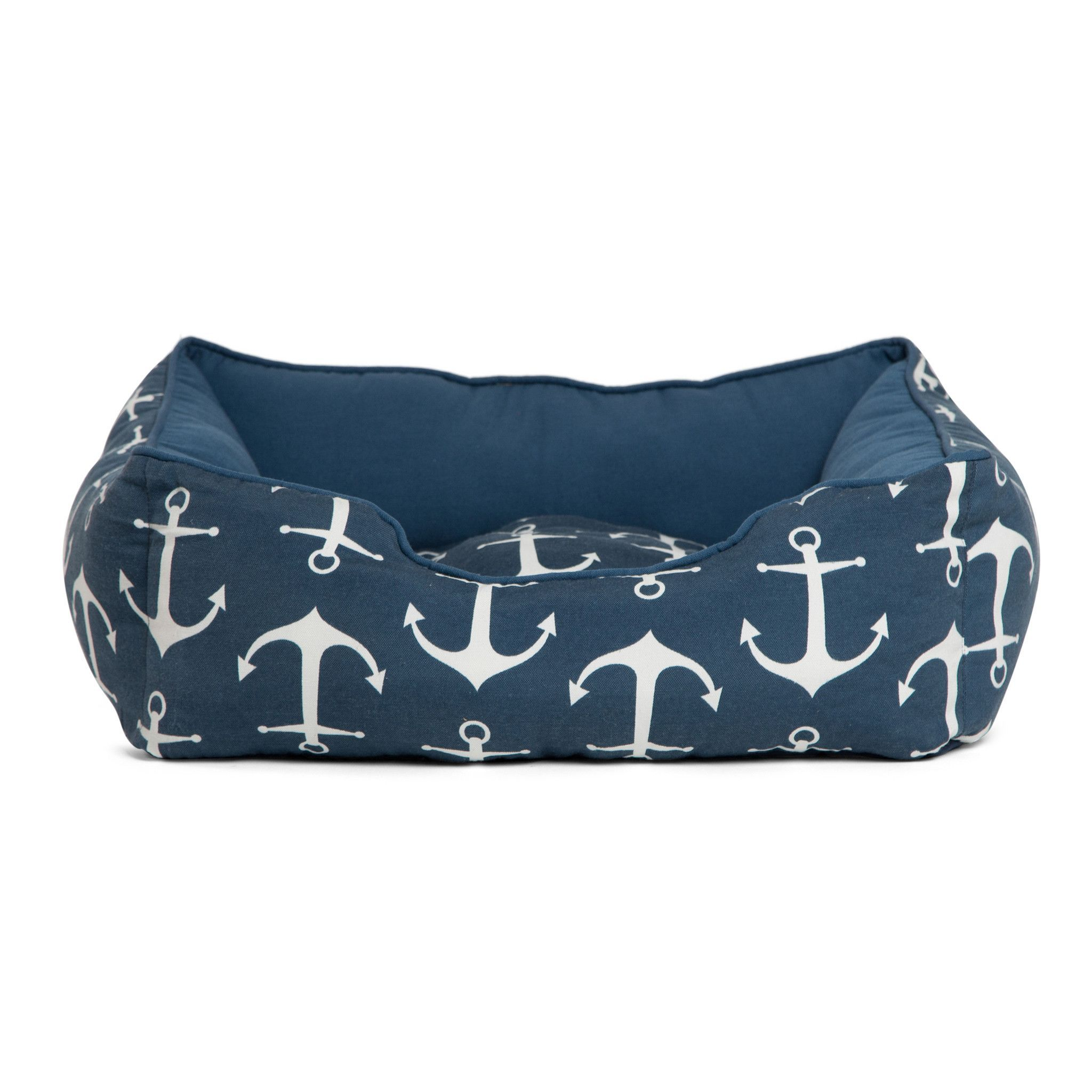 Cabana Collection Blue dog bed, Cat bed, Pet bed