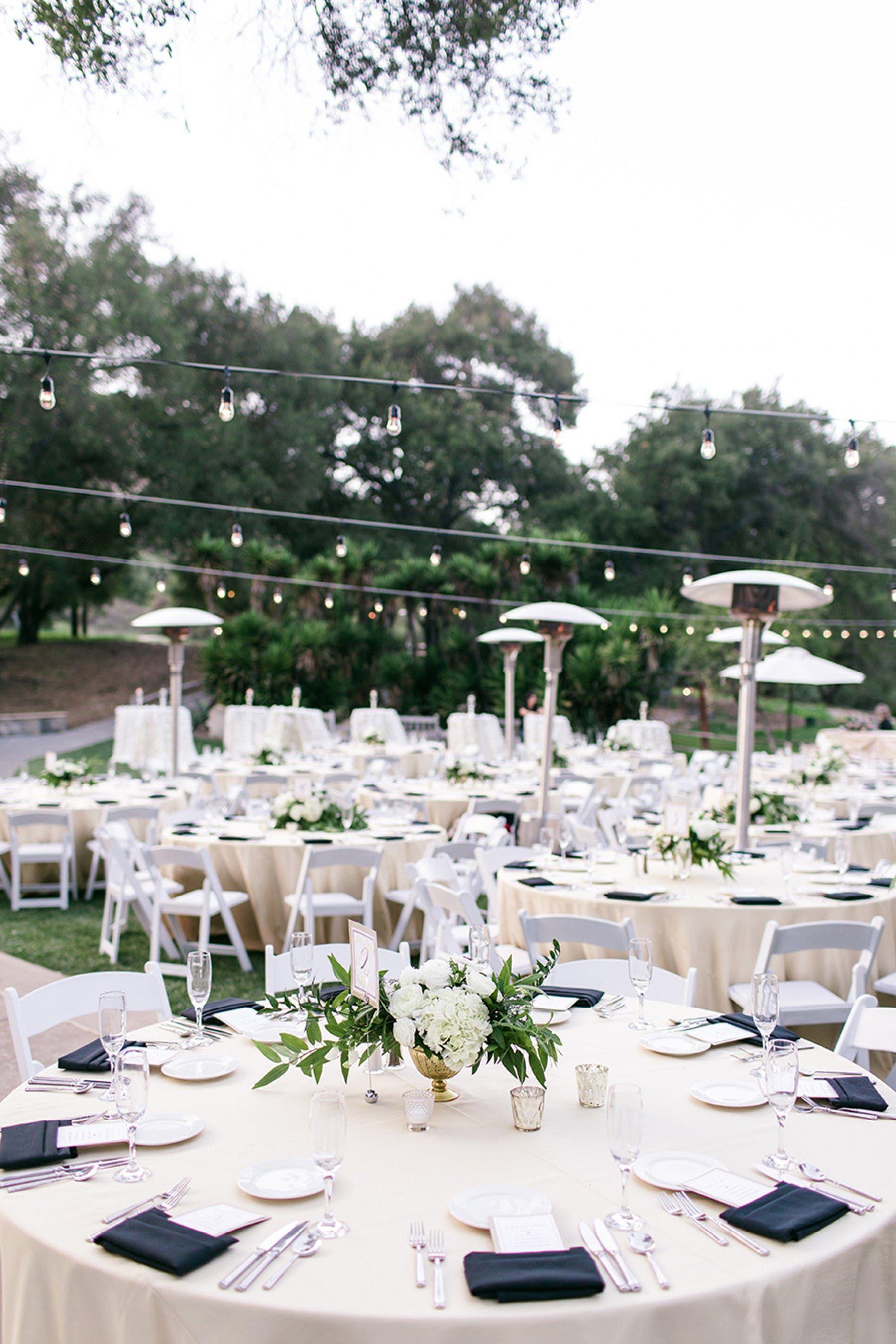 Diy elegant wedding decorations  Elegant DIY Wedding at Temecula Creek Inn in   Mr u Mrs