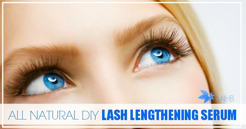 All natural lash lengthening serum all natural home and