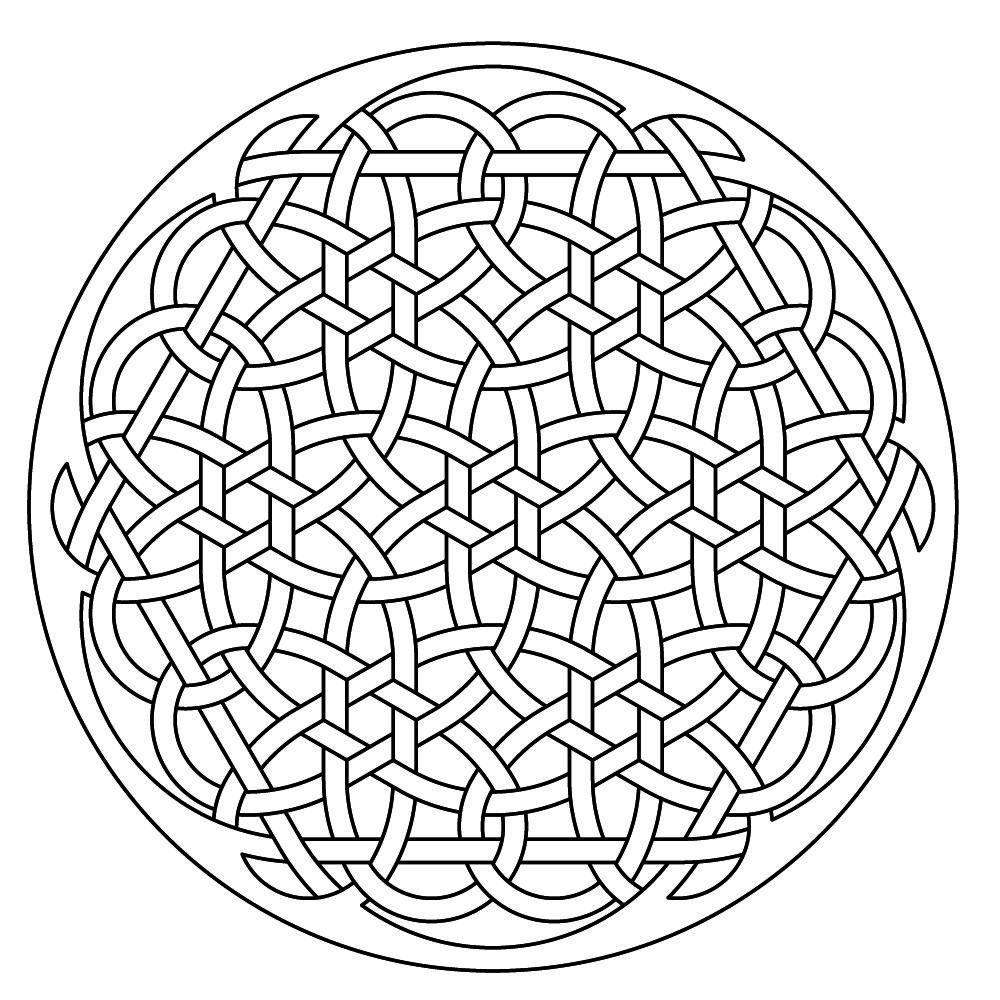 Celtic knot-work by Peter Mulkers Roseta Luis | Celtic | Pinterest ...