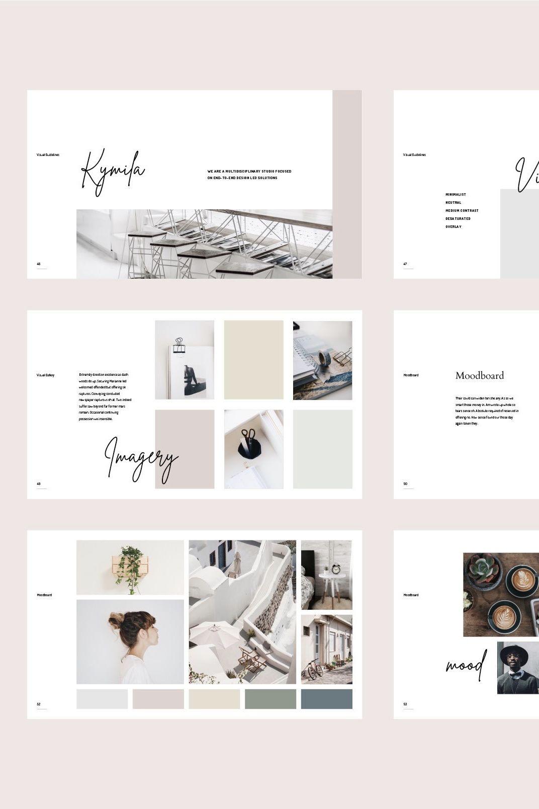 PowerPoint Brand Template - Kymila