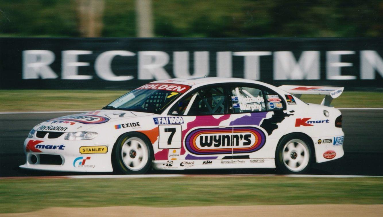 Gibson Motorsport Greg Murphy Steven Richards 1999 Bathurst Winners V8 Supercars Motorsport Super Cars