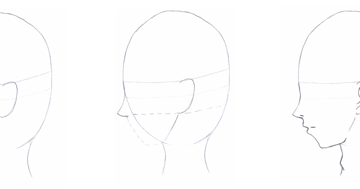 Draw Together Manga Zeichnen Und Mehr Manga Gesicht Von Der