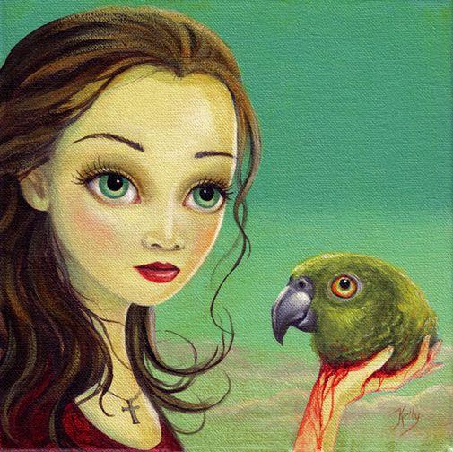 ☆ The Betrayal .:+:. Artist Kelly Haigh ☆