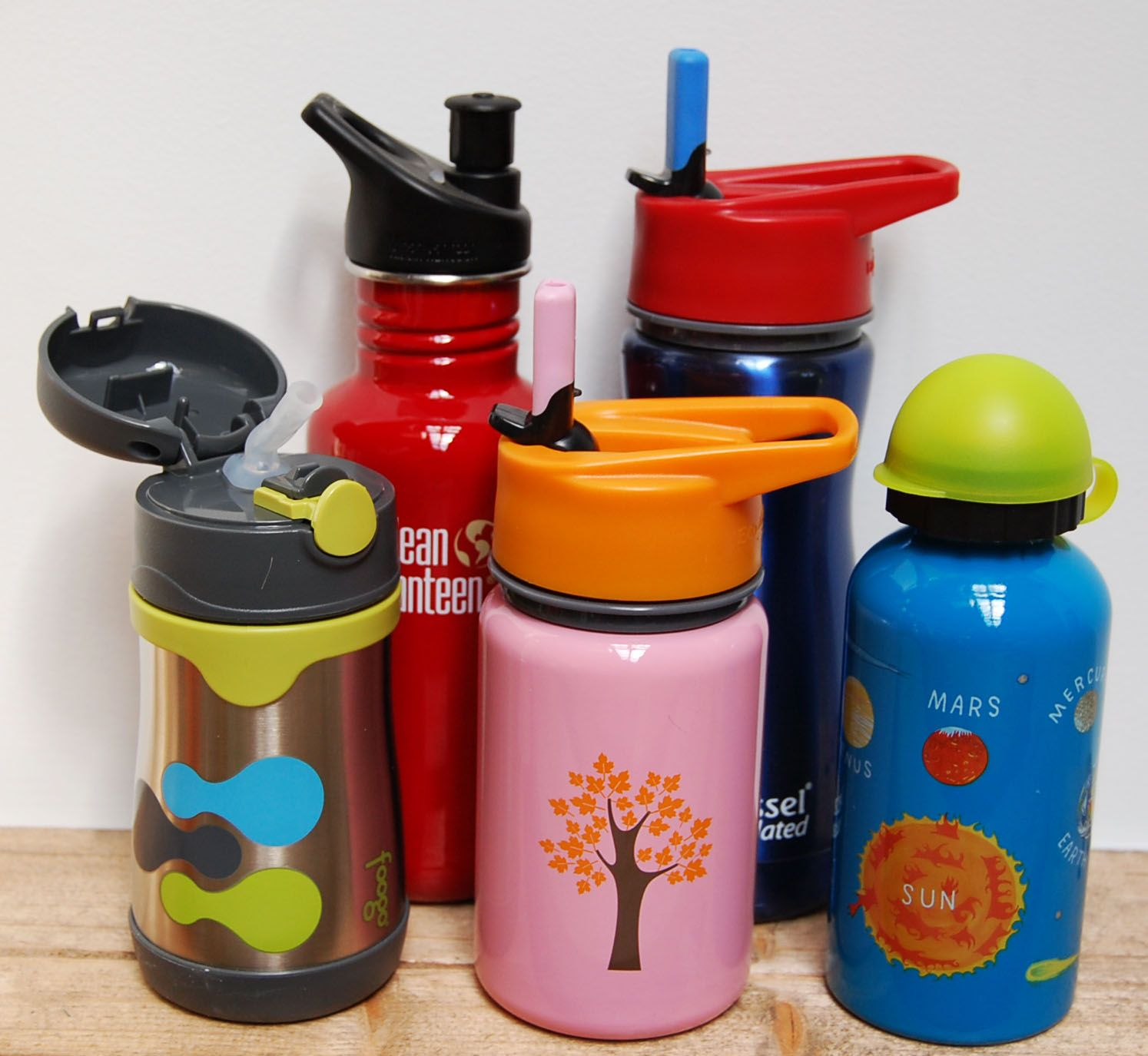 Kid's water bottles are best when they are SAFE (free from ...