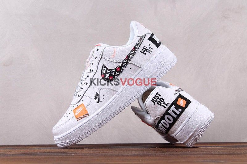 Nike Air Force 1 07 Premium Just Do It Pack White | Nike air
