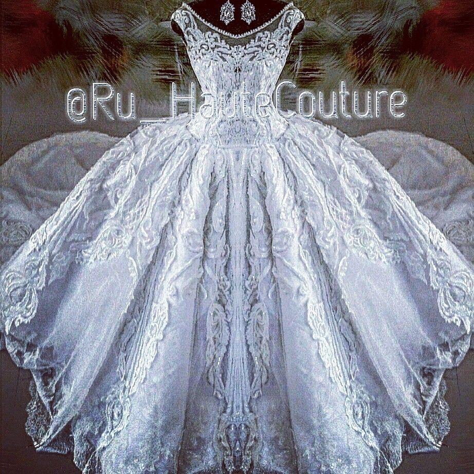 Ru Haute Couture New Wedding Dress On Sale
