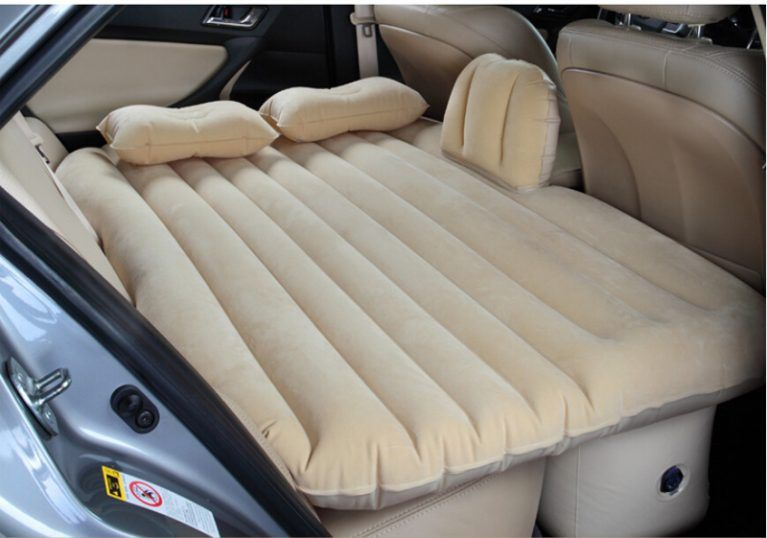 Inflatable Car Bed Your Best Companion When Traveling