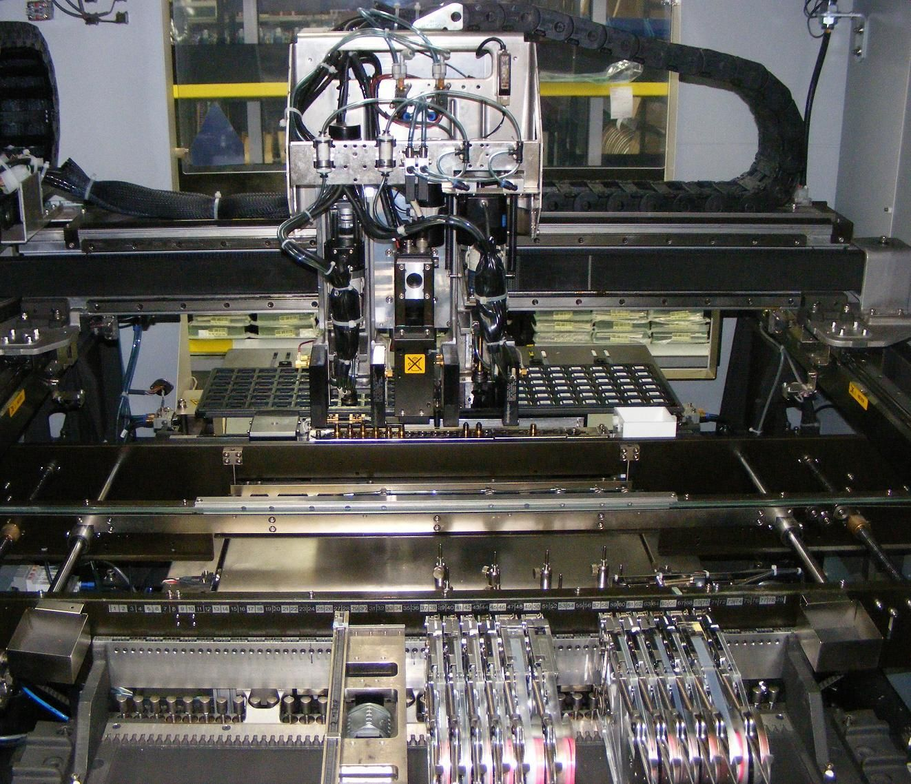 Smt Surface Mount Technology Component Placement Systems Commonly Called Pick And Place Machines Or P Ps Are Robotic Ma Machine Machinery Industry Research