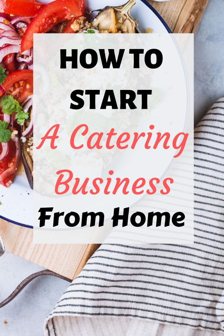 How To Make Your Catering Business Plans A Reality - Savvy in Somerset