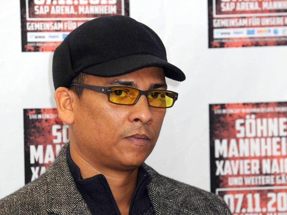 Xavier Naidoo Trauer Um Sohne Mannheims Bassist Robbee Mariano