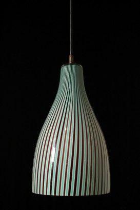 Lampada attribuibile a Massimo Vignellli