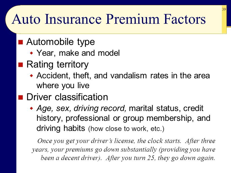 Chapter 8 Property And Motor Vehicle Insurance Ppt Video