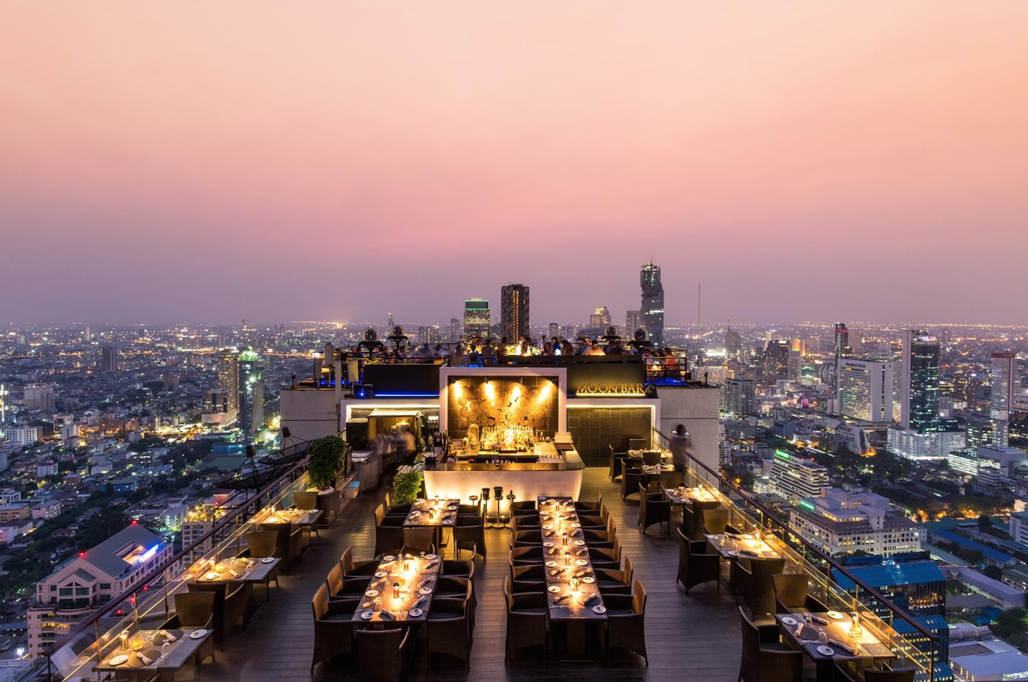 10 Coolest Rooftop Bars Around the World | Best bars in ...