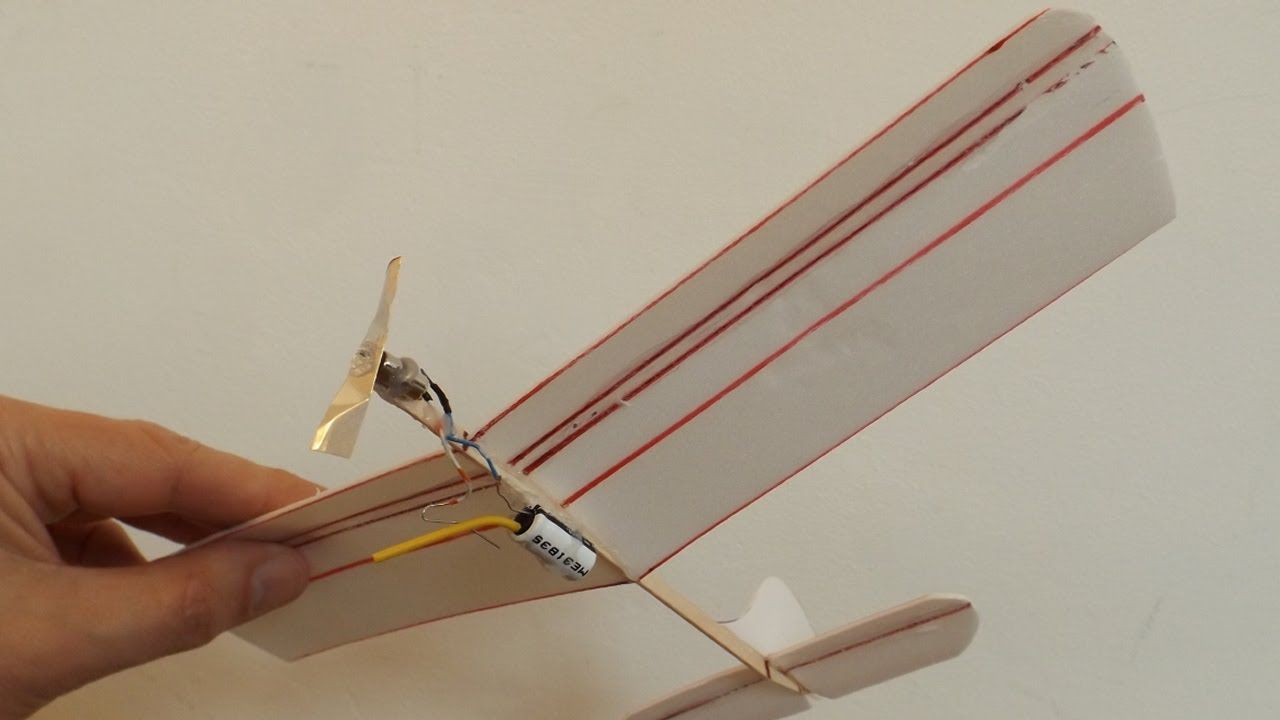 Electric Powered Styrofoam Plate Airplane & Electric Powered Styrofoam Plate Airplane | I Teach | Pinterest ...