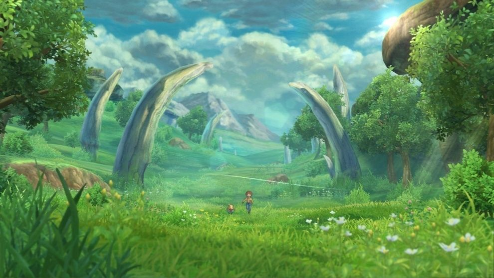 36 beautiful landscapes that prove that video games are