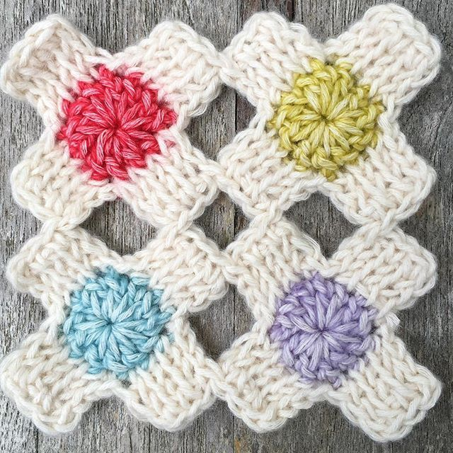 A little while ago me and my crochet bff @annelies_baes went to a ...
