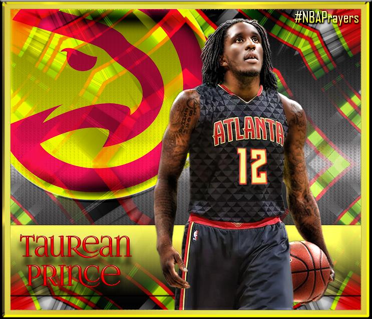 NBA Player Edit - Taurean Prince