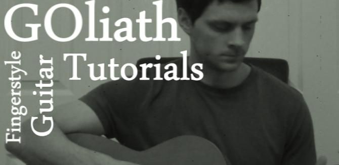 Goliath guitar love yourself tab