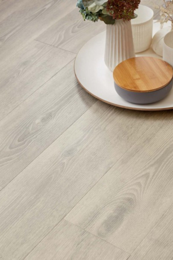 "Pavimenti In Pvc Ad Incastro tarkett starfloor click 55 ""35950104 scandinavian oak medium"