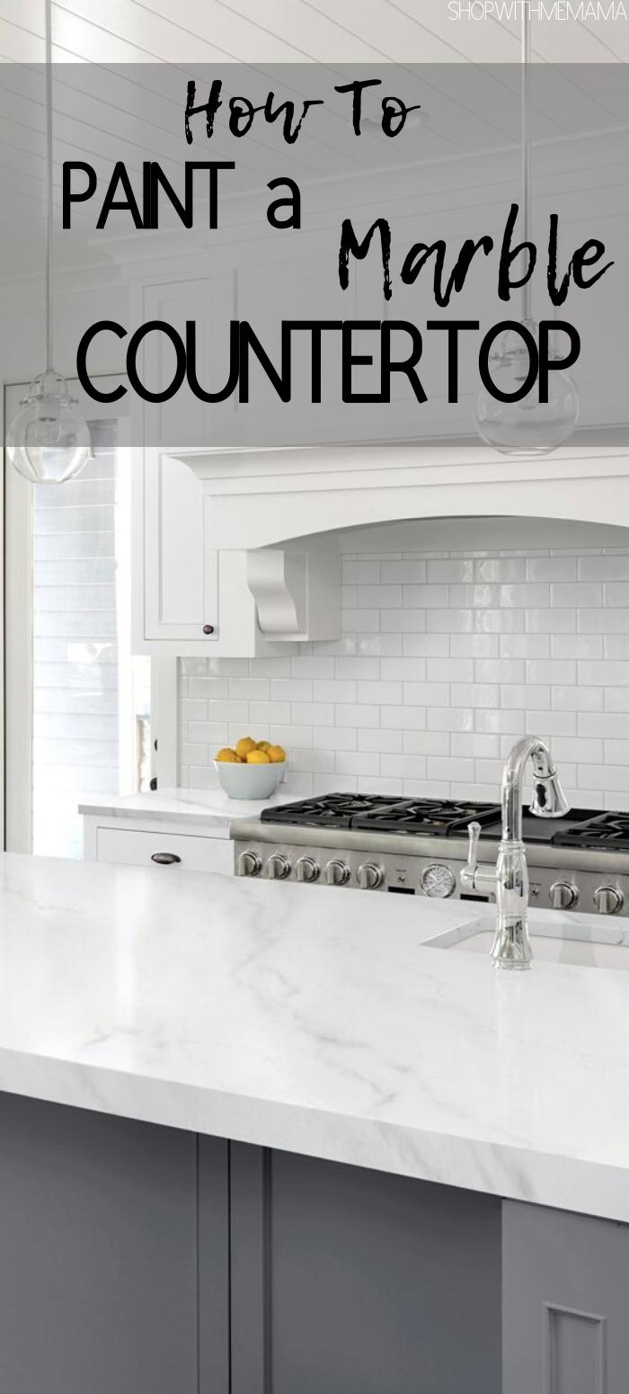 Giani Marble Countertop Paint Kit Marble Countertops Kitchen