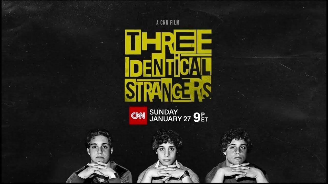 Cnn usa three identical strangers promo cnn stranger