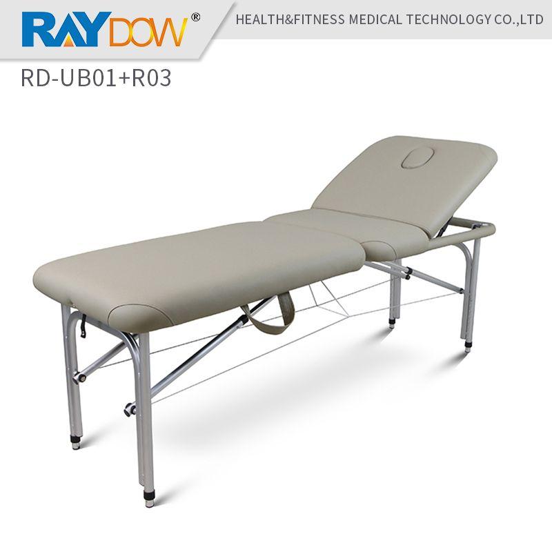 Lettino Massaggio Portatile In Alluminio.Rd Ub01 R03 Raydow Portatile Pieghevole In Alluminio Lettino Per